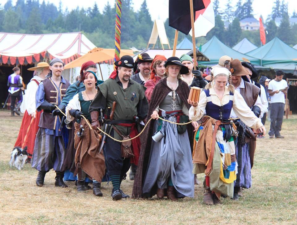 The Washington Midsummer Renaissance Faire | August Fun For the